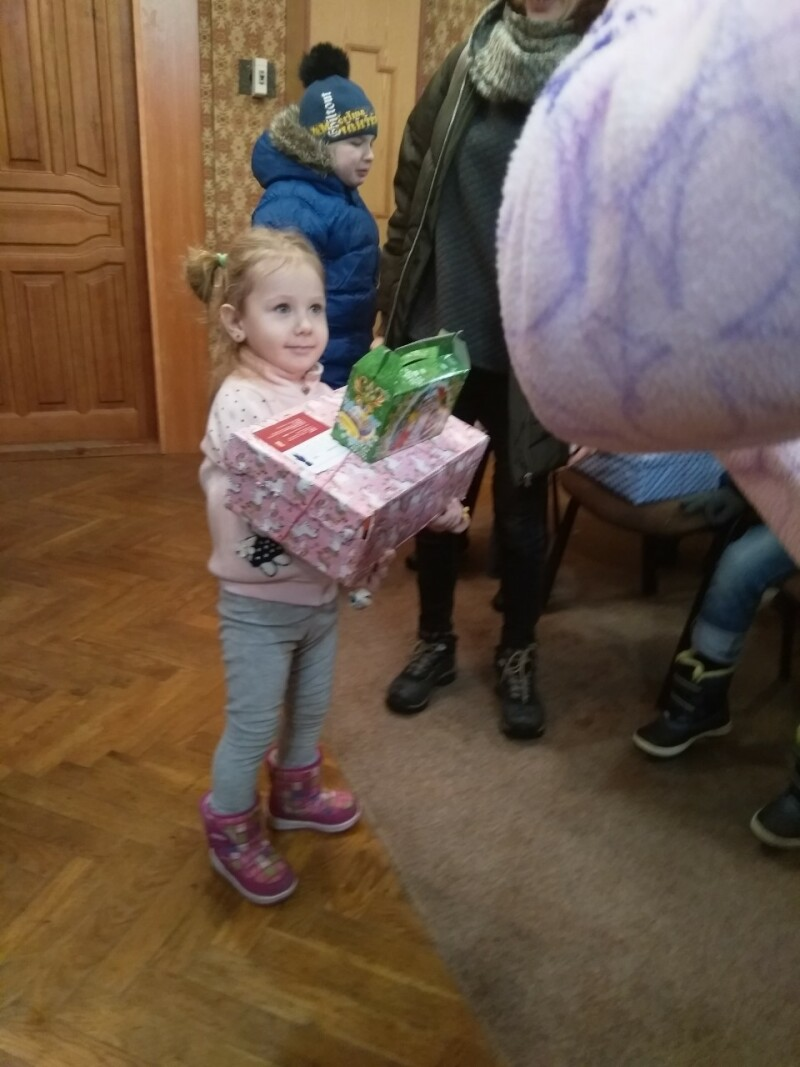У Луцьку привітали «особливих» діток. ФОТО