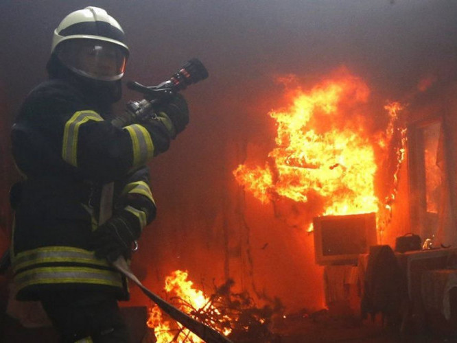 На Волині через необережне поводження з вогнем загинули двоє чоловіків