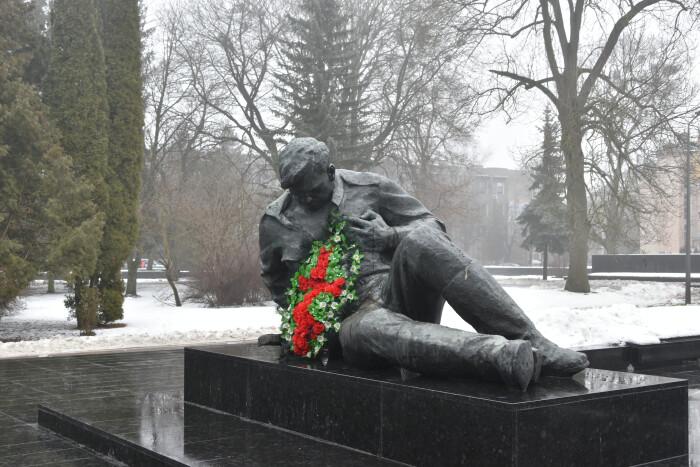 У Луцьку вшанували загиблих під час Другої світової війни. ФОТО