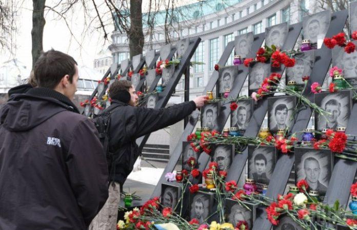 Меморіал Героїв Небесної Сотні не розпочнуть будувати, поки ГПУ не завершить слідчих дій на Інститутській
