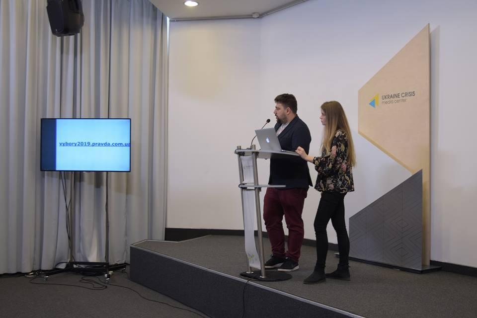 В Україні запустили онлайн-інструмент «Вибори 2019. За кого голосувати?»