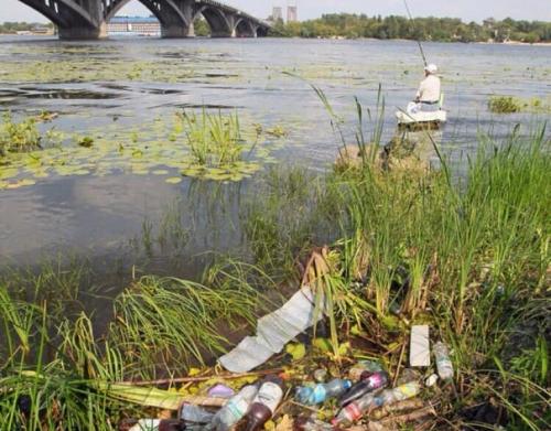 Держрибагентство та рибоохоронний патруль прибиратимуть береги водойм Волині