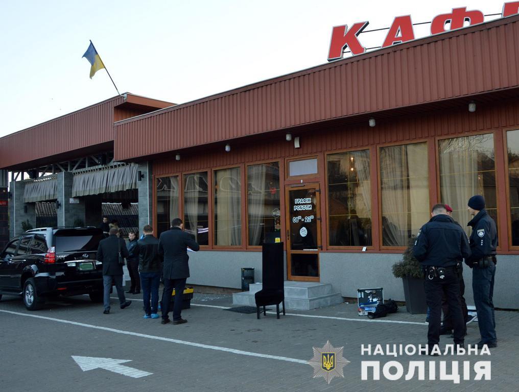 Затримали учасника смертельної стрілянини у Луцьку