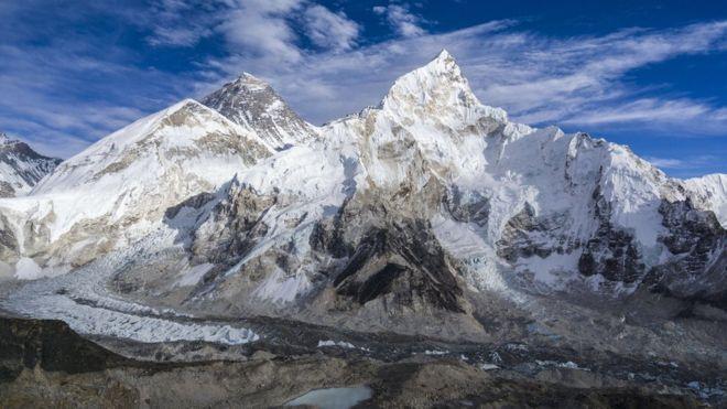Танення льодовиків спричинило появу мертвих тіл та небезпечних вірусів