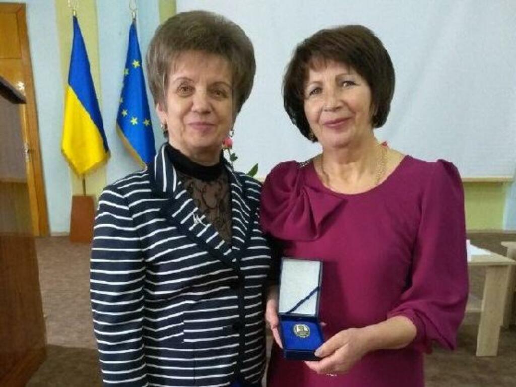 Ковельчанка отримала нагороду від Міністра освіти. ФОТО