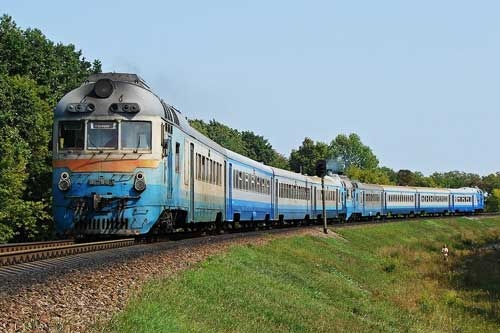 На Волині тимчасово скасують потяг