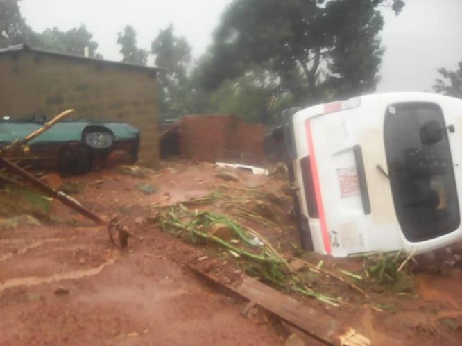 Внаслідок циклону «Ідай» у Зімбабве тисячі постраждалих, та понад сотню зниклих безвісти