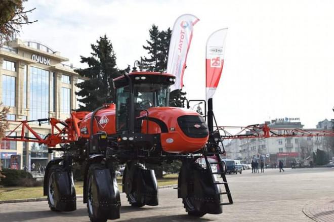 Волинські аграрії обговорили розвиток галузі у 2019-му році