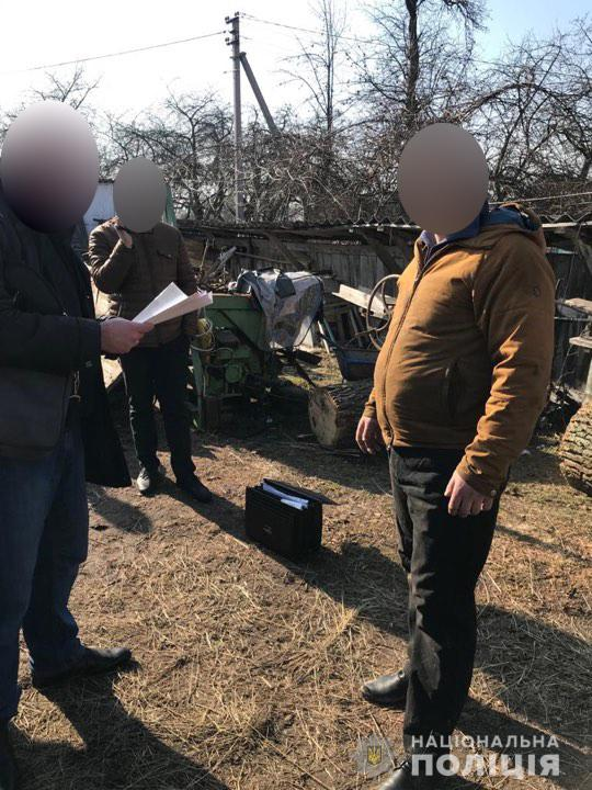На Волині підозрюють посадовця виконавчої служби в одержанні хабара