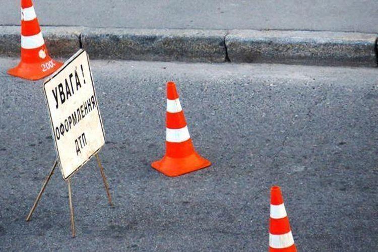 У Луцьку в ДТП зіткнулись дві автівки