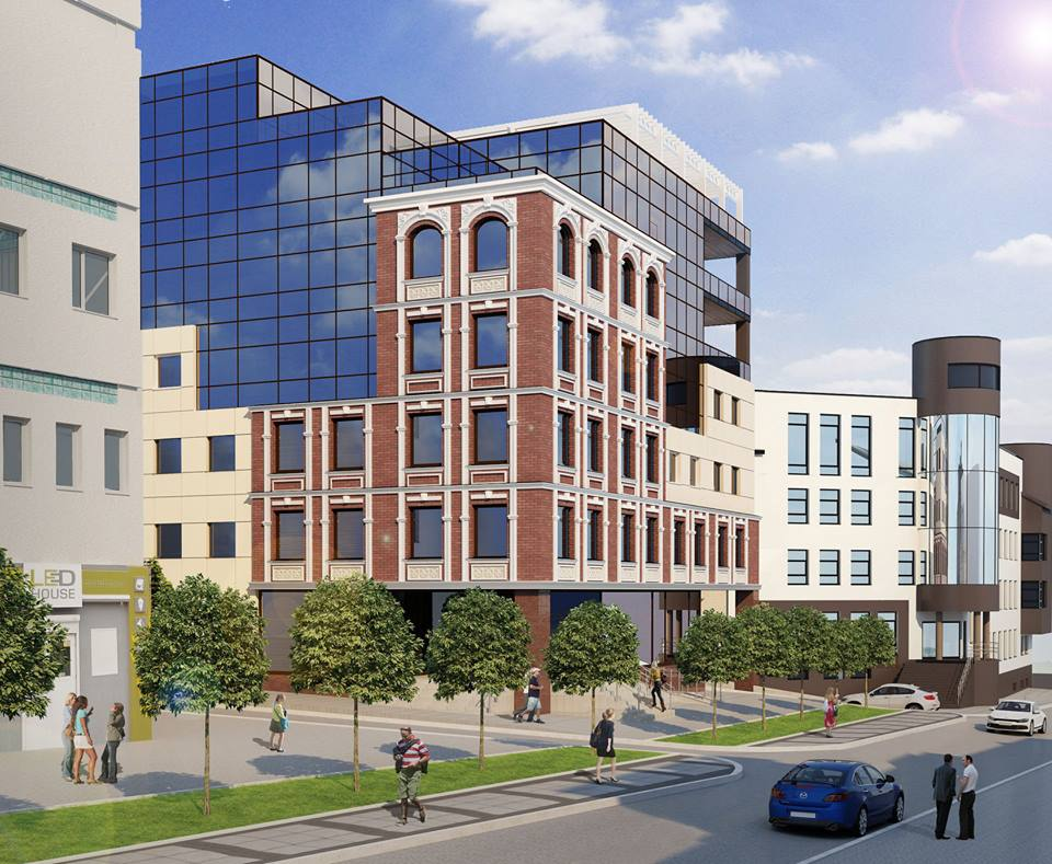 У міськраді не поновили оренду ділянки у центрі Луцька, де хотіли будувати офісний центр