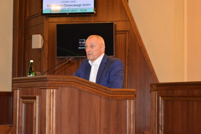 Облрада може висловити недовіру голові Волинської ОДА Олександру Савченку