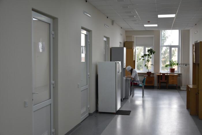 Як виглядає оновлена інфекційна лікарня Волині. ФОТО