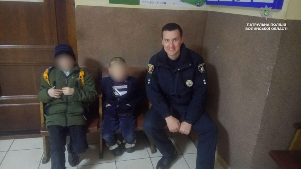 Двоє хлопчиків втекли з реабілітаційного центру в Ковелі
