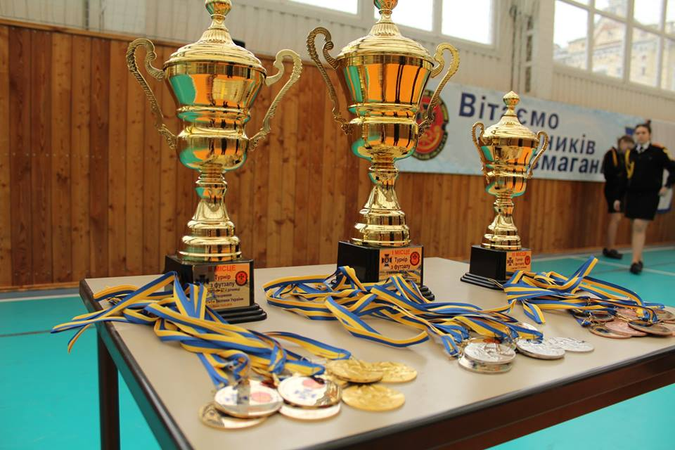 У Луцьку відбулися змагання з футзалу серед правоохоронців. ФОТО