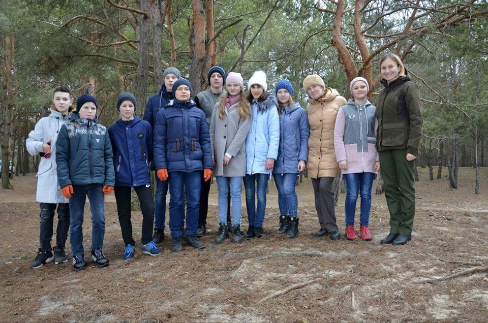 У лісах Волині стартувала весняна акція «Чистий ліс». ФОТО