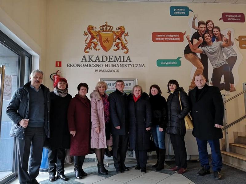 Ковельські педагоги переймали досвід польських колег. ФОТО