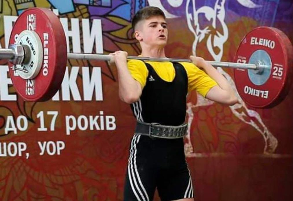 У Луцьку визначили чемпіонів області з важкої атлетики
