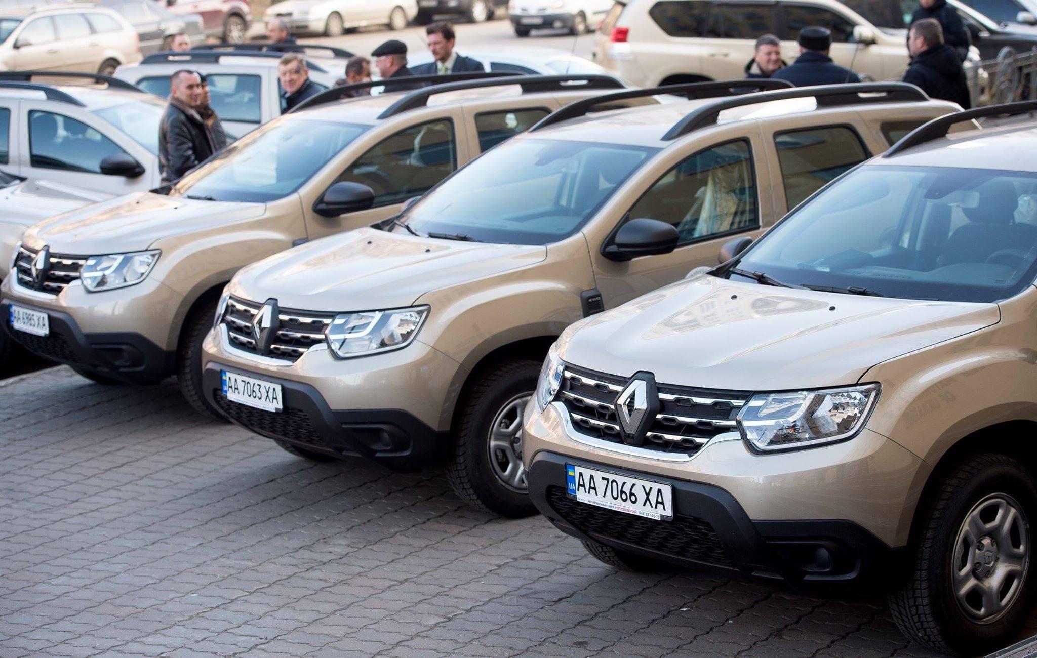 Ківерцівський НПП «Цуманська пуща» отримав спеціально обладнаний автомобіль