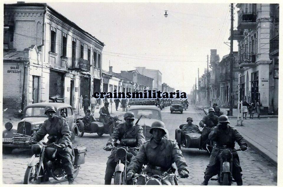 Показали Луцьк часів Другої світової війни