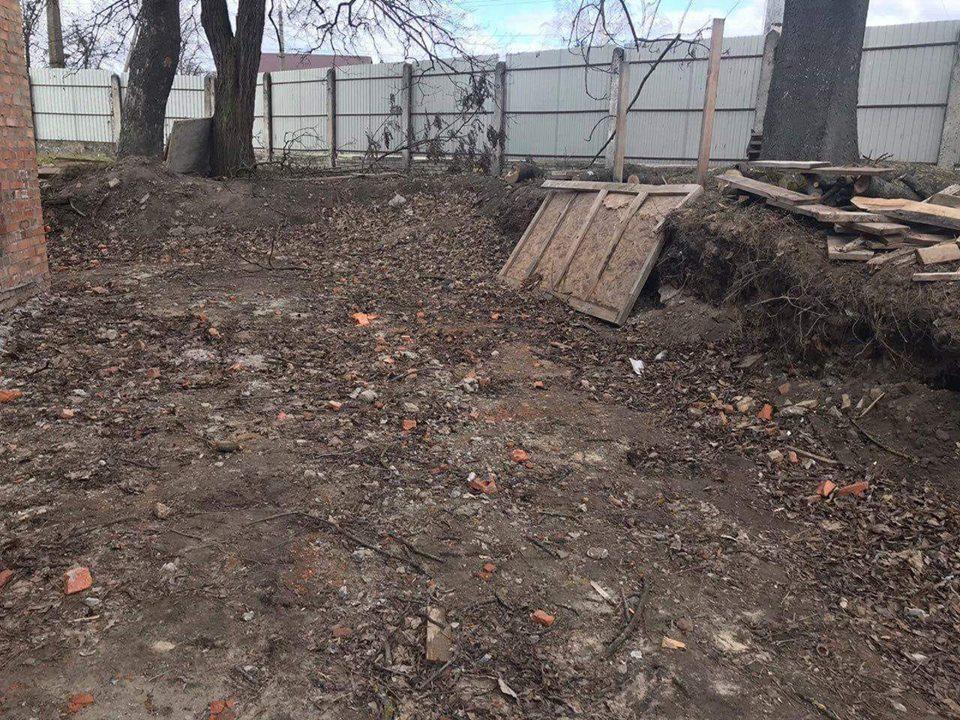 У Луцьку на відновили благоустрій після проведення земляних робіт