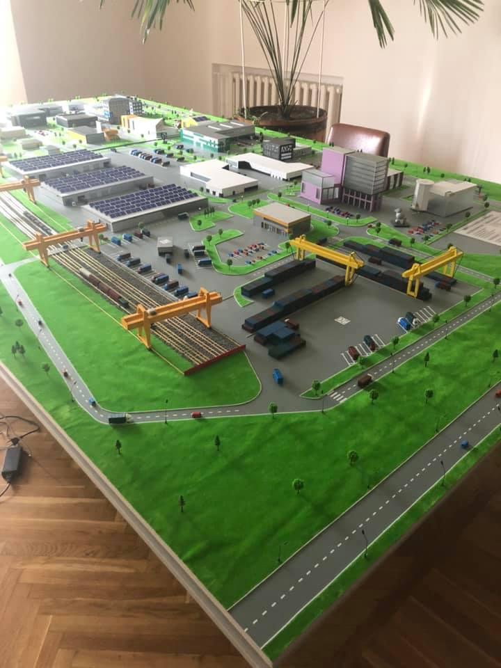 Яким буде індустріальний парк на Волині. ФОТО