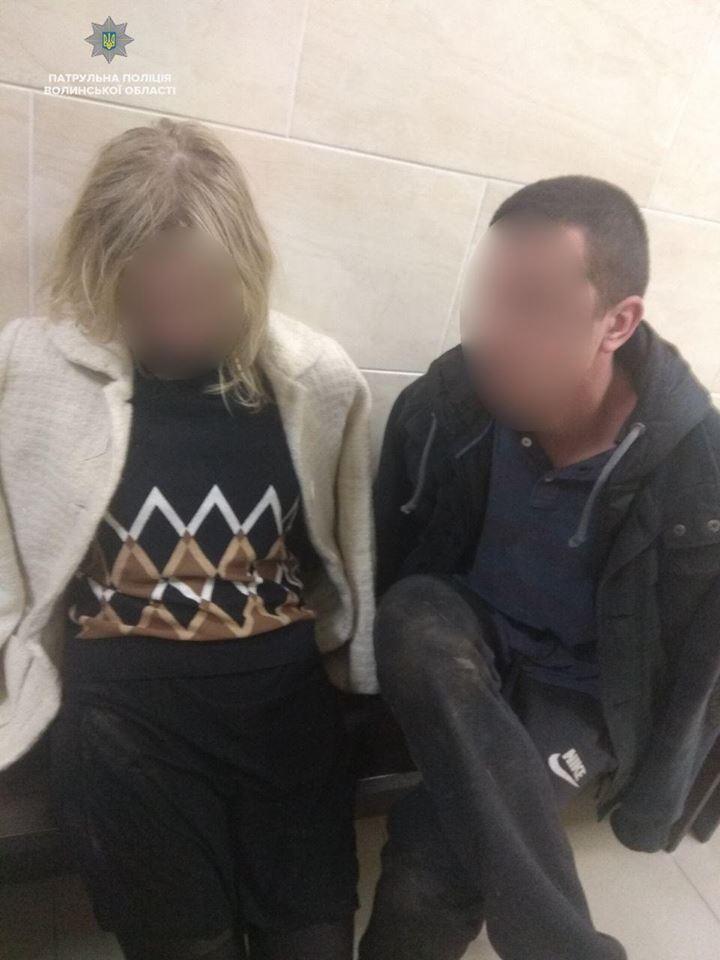 На Волині поліцейські приїхали розбороняти родичів, а ті – побили їх