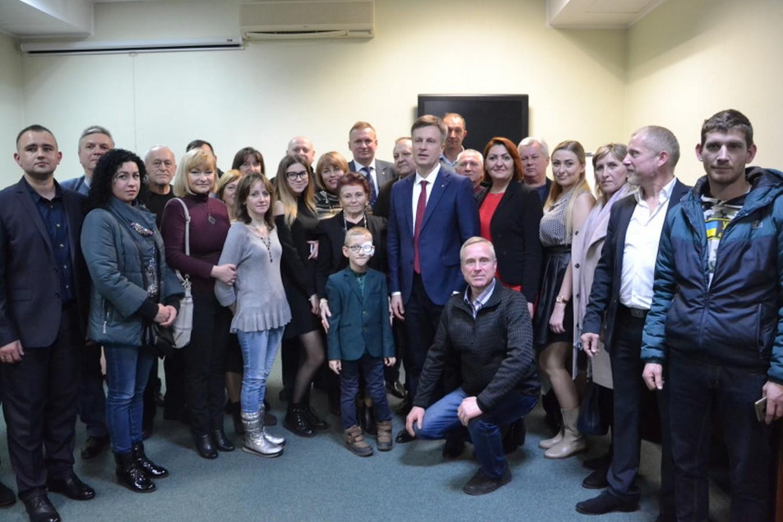 Волинь у березні відвідали вісім кандидатів та 14 «VIP-агітаторів». ФОТО