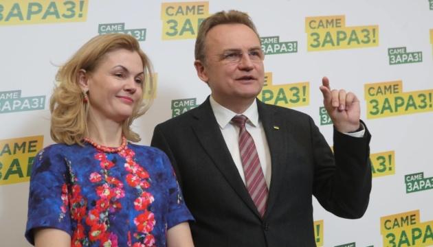 Садовий зняв свою кандидатуру на виборах президента