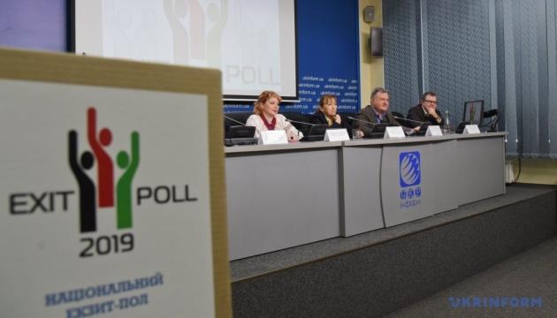 Як проголосували українці в розрізі регіонів: на заході перемогу здобуває Порошенко