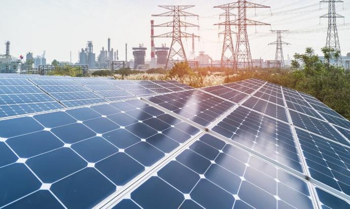 Еміратська компанія побудує сонячні електростанції в Україні за 2 мільярди доларів
