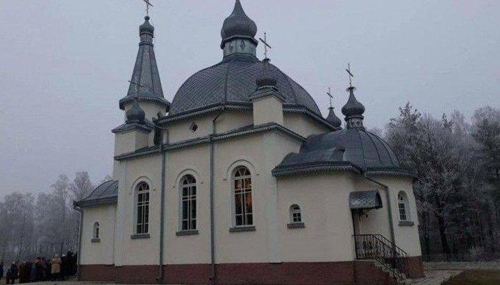 Московський Патріархат заявив, що волинське село не йде до ПЦУ