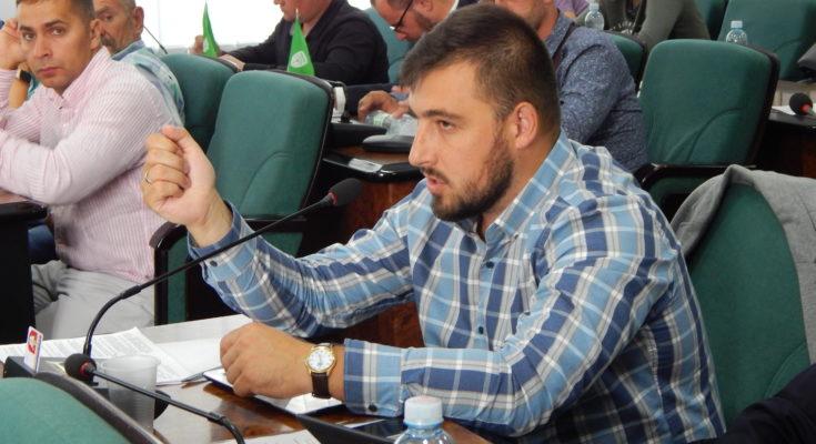 Голова фракції у міськраді запропонував зробити Ігоря Поліщука заступником Луцького міського голови