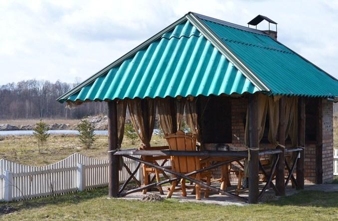 Рекреаційні пункти у лісах Волині – родзинка зеленої туристичної історії. ФОТО