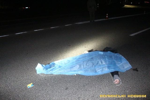 З'явилося відео з місця ДТП біля Луцька, у якій загинув журналіст Юрій Яцюк