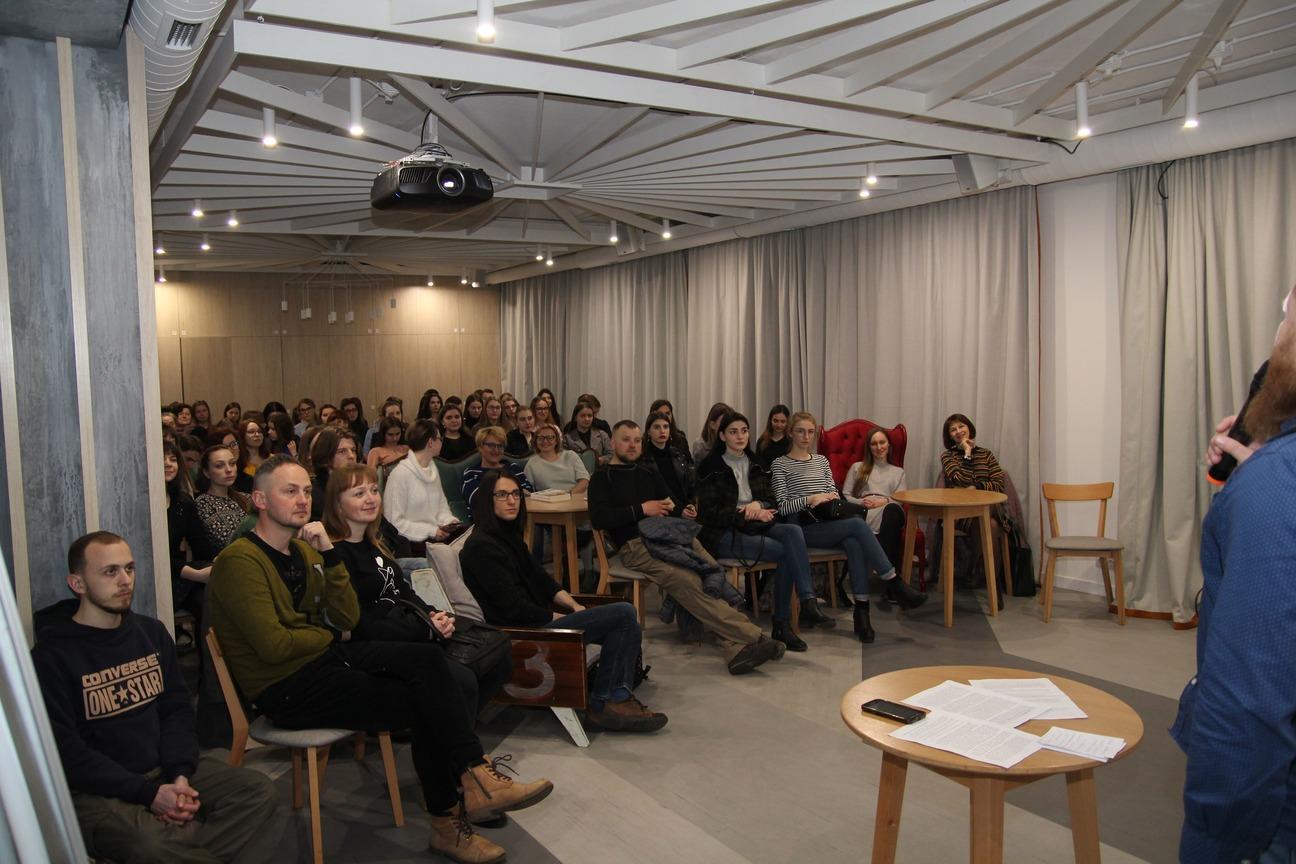 У Луцьку почав діяти клуб польського кіно. ФОТО