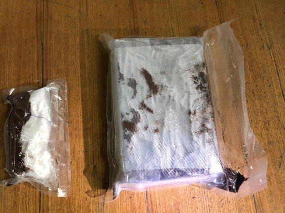 Німець намагався провезти кокаїн через «Ягодин»