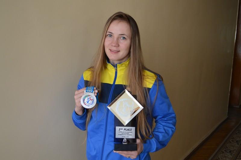 Волинянка виборола медаль на престижних міжнародних змаганнях з боксу
