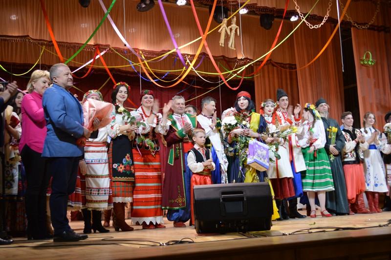 У Ковелі аматорський театр-студія представив музичну виставу. ФОТО