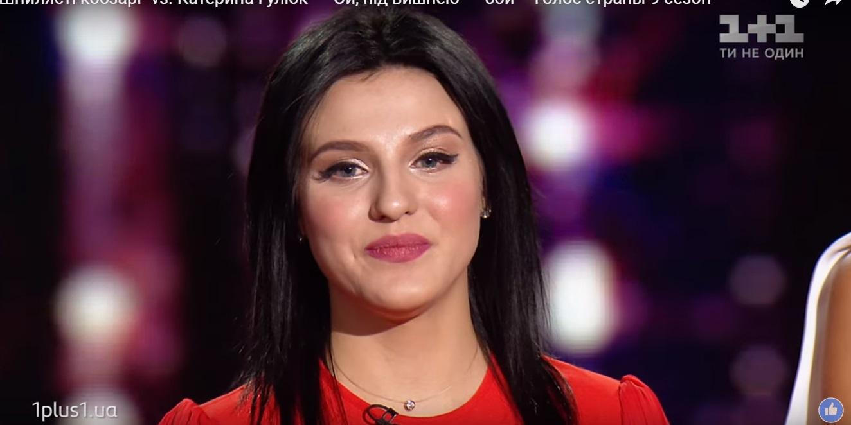 Лучанка покинула «Голос країни»