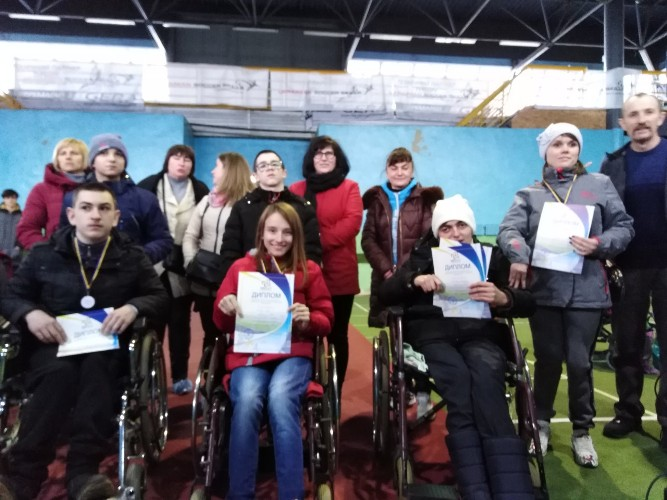 Ковель приймав чемпіонат області з БОЧА. ФОТО