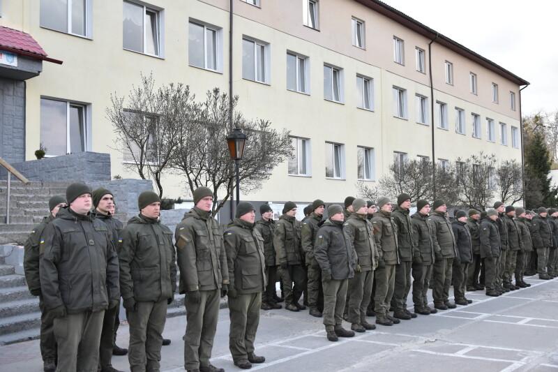 У Луцьку військова частина відсвяткувала 5-ту річницю із дня створення. ФОТО