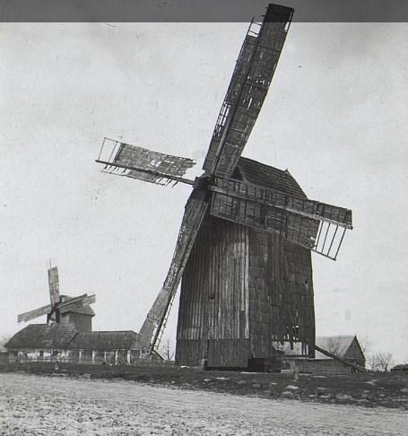 Показали, як виглядало волинське село у Першу світову війну