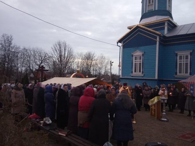 УПЦ МП судиться за церкву на Волині