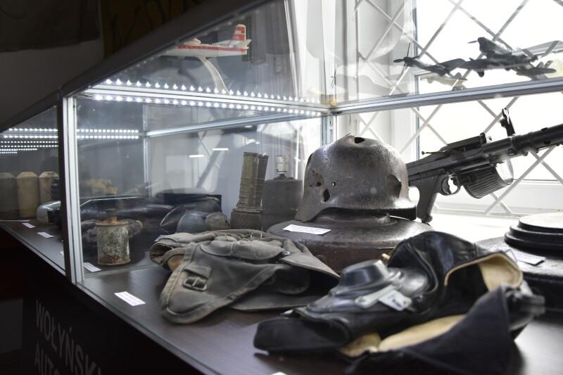 Волинський музей українського війська та військової техніки відсвяткував 20-й ювілей. ФОТО