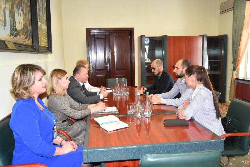 До Луцька завітали офіційні представники Європейської організації зі спостереження за виборами