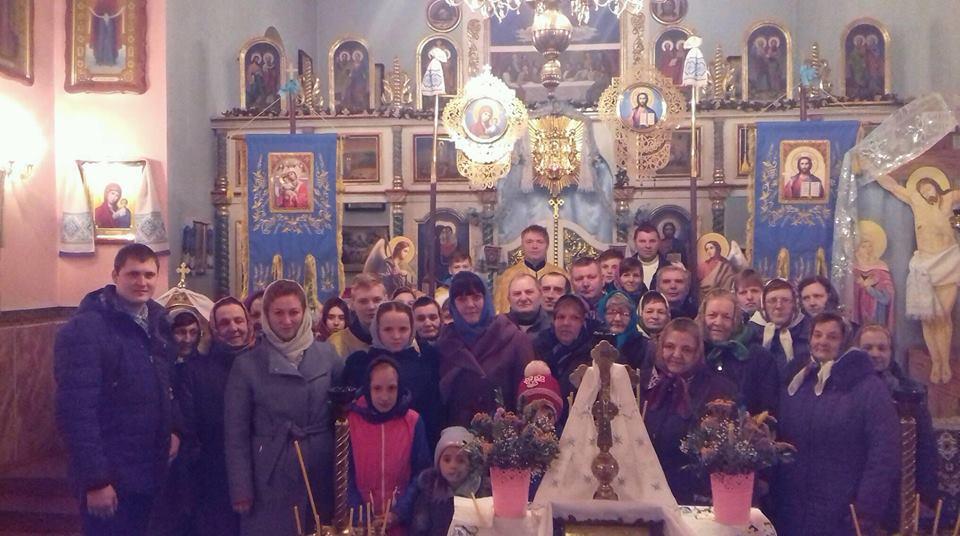Ще одне волинське село, де прихожани заявляють, що священик вкрав антимінс, увійшло до ПЦУ