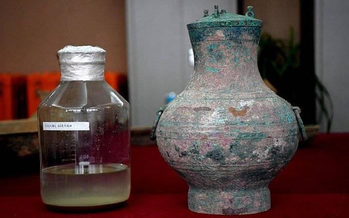 У Китаї вчені знайшли «еліксир безсмертя», вік якого понад дві тисячі років