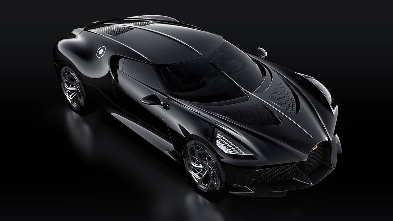 «Bugatti» показав найдорожче авто у світі. ФОТО. ВІДЕО