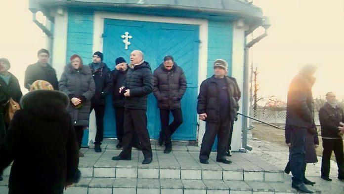 УПЦ МП заявляє, що проти релігійної громади на Волині вчинили кримінал
